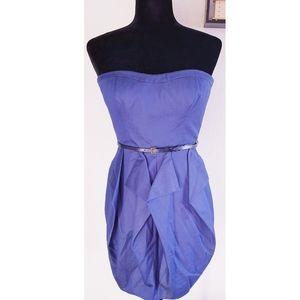 Jessica Simpson Pocket Strapless Dress